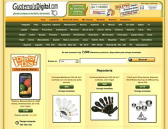 guatemaladigital.com screenshot
