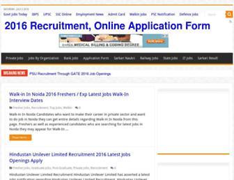 recruitmentinboxx.com screenshot