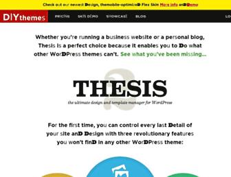 Thumbshot of Diythemes.com