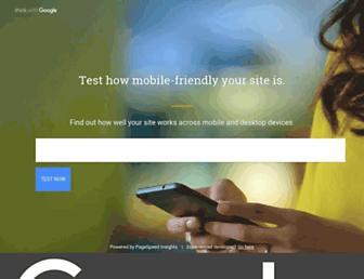 testmysite.thinkwithgoogle.com screenshot