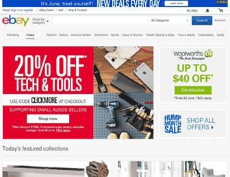 Thumbshot of Ebay.com.au