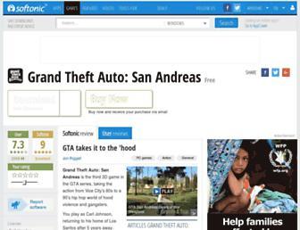 grand-theft-auto-san-andreas.en.softonic.com screenshot