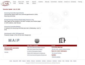 commauto.com screenshot