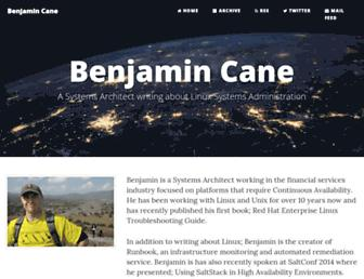 Thumbshot of Bencane.com