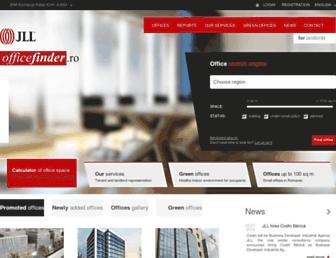 officefinder.ro screenshot