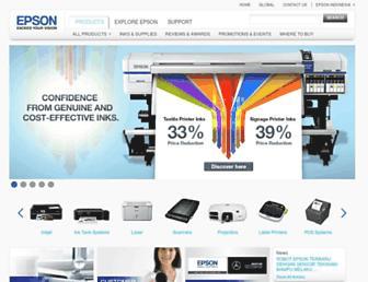 Thumbshot of Epson.co.id