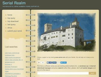 Thumbshot of Serialm.com