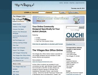 Thumbshot of Thevillages.net