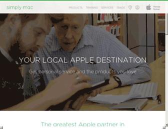 simplymac.com screenshot