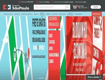drogariasaopaulo.com.br screenshot