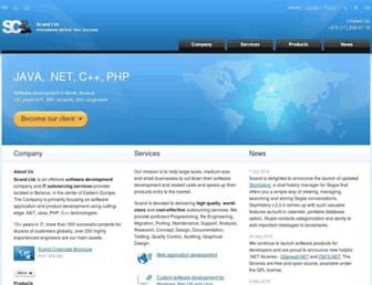 scand.com screenshot