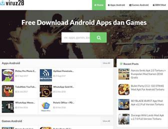 viruz28.blogspot.com screenshot