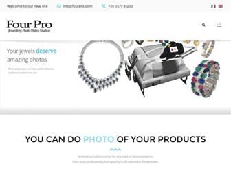fourpro.com screenshot
