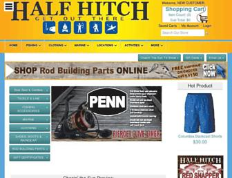 halfhitch.com screenshot