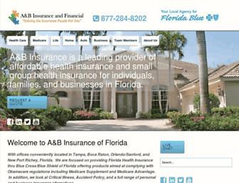 ab-financialgroup.com screenshot