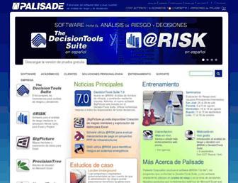 palisade-lta.com screenshot
