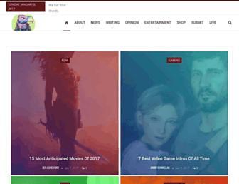 culturedvultures.com screenshot