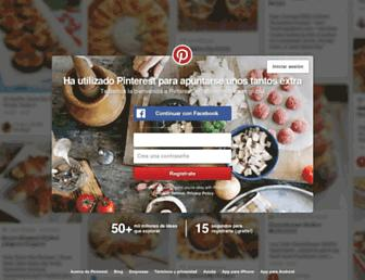 es.pinterest.com screenshot