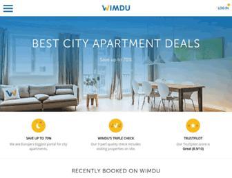 Thumbshot of Wimdu.com