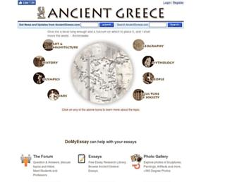 Thumbshot of Ancientgreece.com