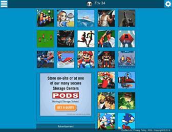 friv34.com screenshot
