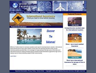 worldtrips.com screenshot