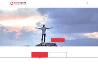 counterpointresearch.com screenshot