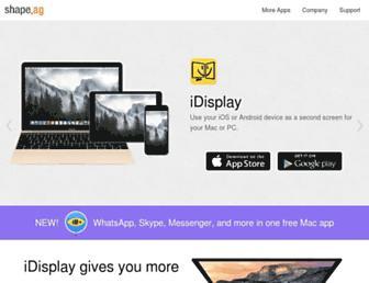 forum.shapeservices.com screenshot