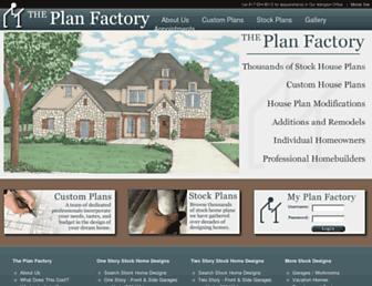 planfactory.com screenshot