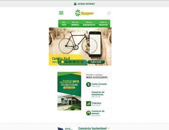 sicredi.com.br screenshot