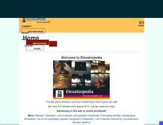 elevation.fandom.com screenshot