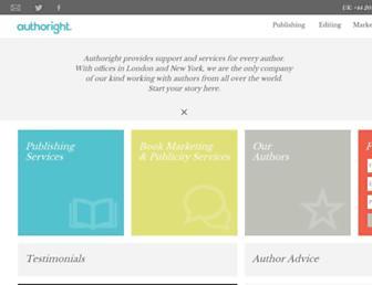 authoright.com screenshot