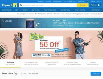 Thumbshot of Flipkart.com