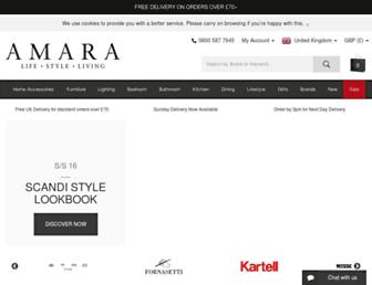 amara.com screenshot