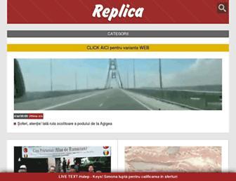 replicaonline.ro screenshot