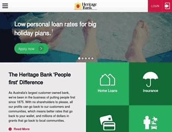 Thumbshot of Heritage.com.au