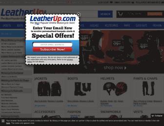 Thumbshot of Leatherup.com