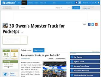 3d-owens-monster-truck.en.softonic.com screenshot