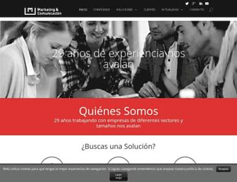 rmg.es screenshot