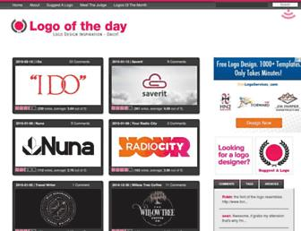 Thumbshot of Logooftheday.com