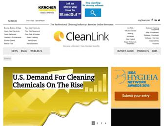 cleanlink.com screenshot