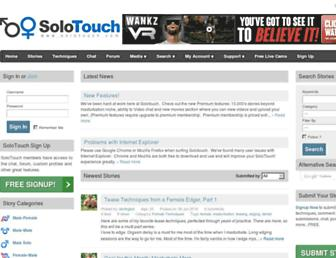 Thumbshot of Solotouch.com