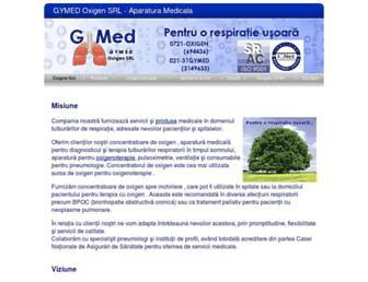gymed.ro screenshot