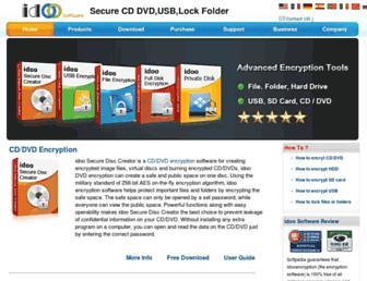 idooencryption.com screenshot