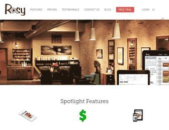rosysalonsoftware.com screenshot