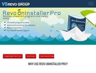 Thumbshot of Revouninstallerpro.com