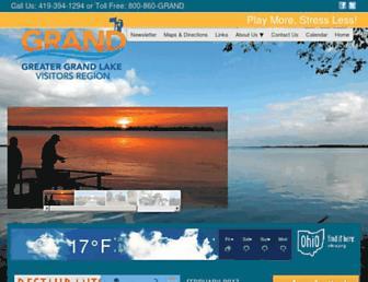 Main page screenshot of seemore.org