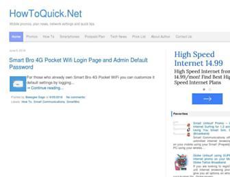 howtoquick.net screenshot