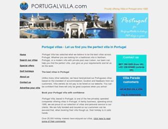 Thumbshot of Portugalvilla.com
