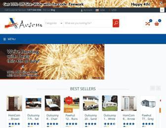 Thumbshot of Aosom.com